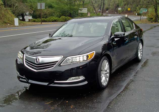 Acura RLX Advance