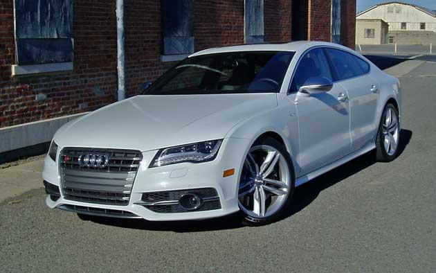 2013 Audi S7 FF