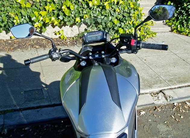 Honda NC70 0X Cntrls