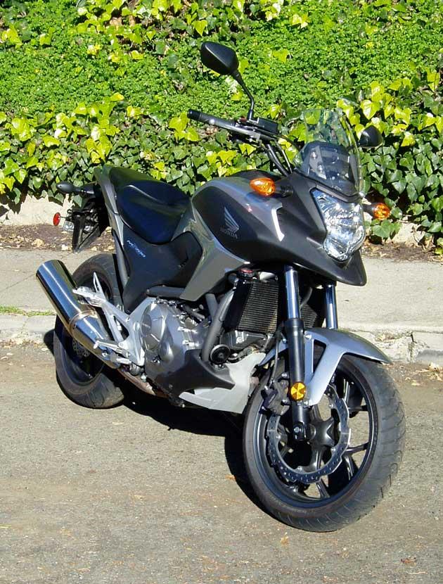 Honda NC700X FF