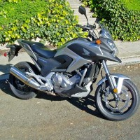 Honda NC700X RSnbsp