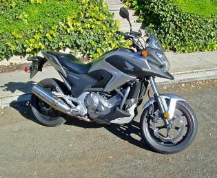Honda NC700X RS