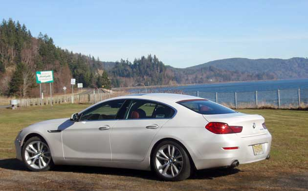 2013 bmw 640i gran coupe test drive our auto expert. Black Bedroom Furniture Sets. Home Design Ideas