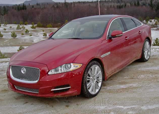 2013 Jaguar XJ AWD Test Drive