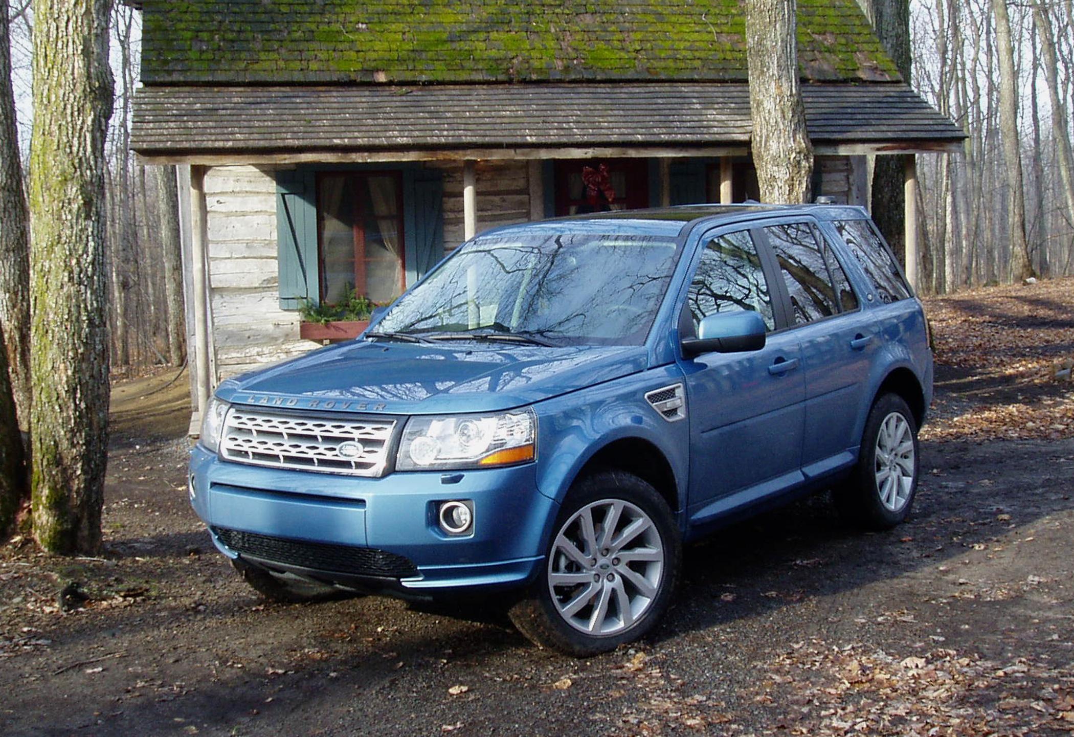 2013 Land Rover LR2 Test Drivenbsp