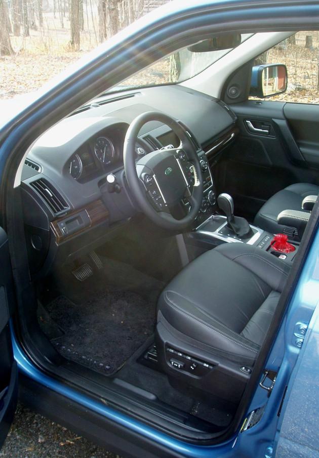 2013 Land Rover LR2 - Interior