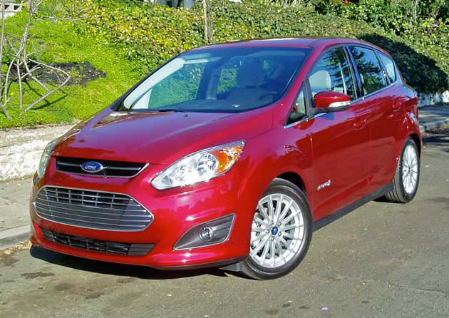2013 ford c max hybrid test drive our auto expert. Black Bedroom Furniture Sets. Home Design Ideas