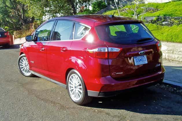 Ford-C-MAX Hybrid-RR