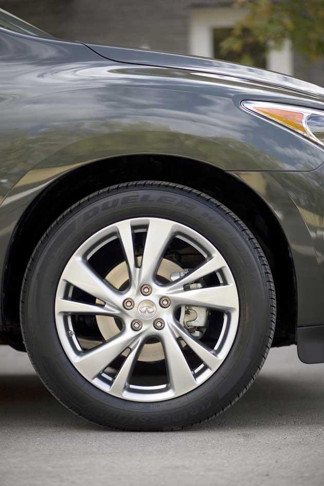 2013-Infiniti-JX35-wheel