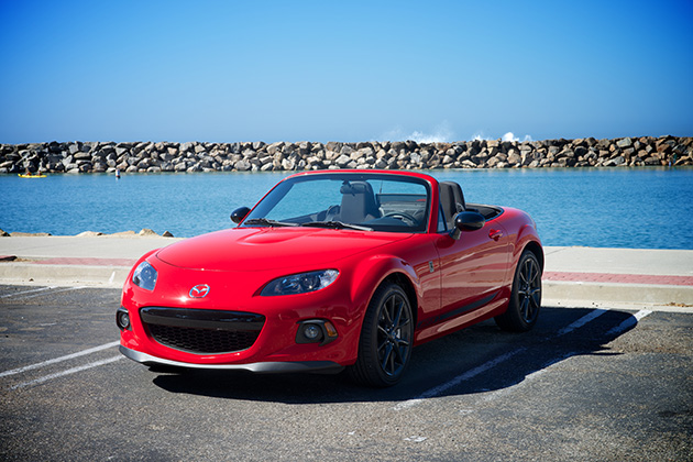 2013 Mazda MX-5 Power Retractable Hard Top