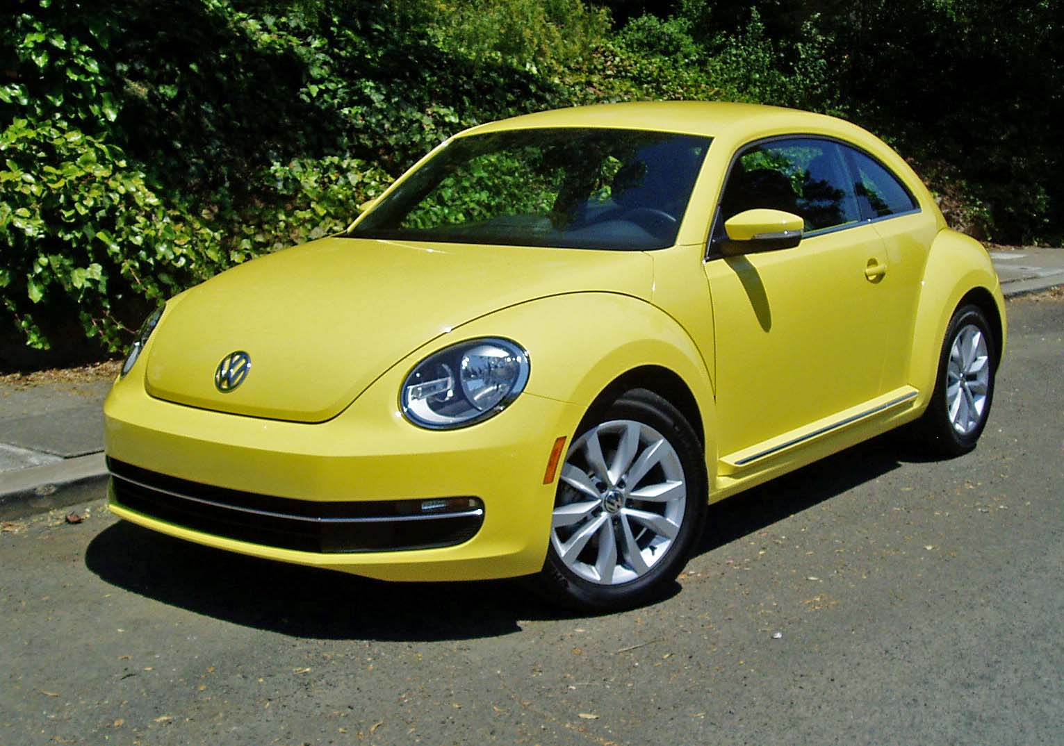 Vw Beetle Test >> 2013 Volkswagen TDI Beetle Coupe Test Drive – Our Auto Expert