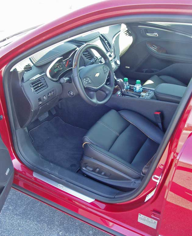 2014-Chevrolet-Impala-Int