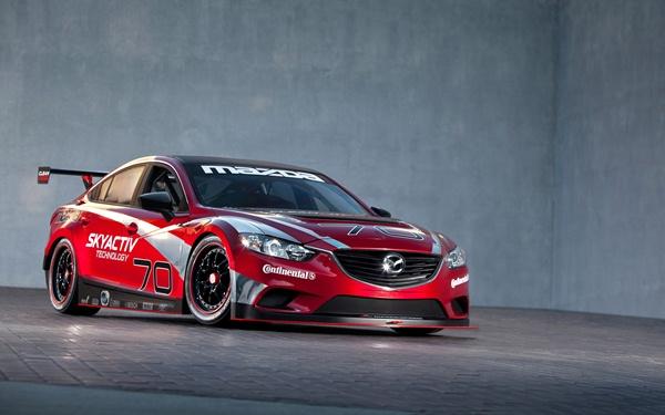 2014 Mazda6 SKYACTIV-D Race Car