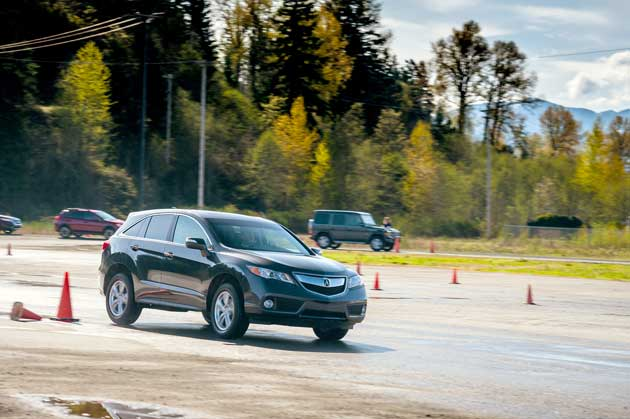 Acura RDX On-road