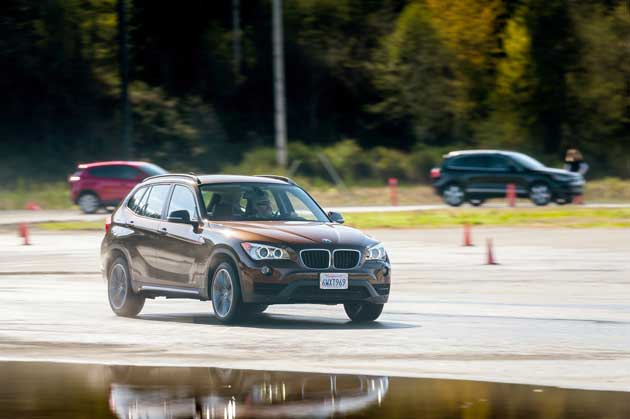 BMW X1 xDrive 35i On-road
