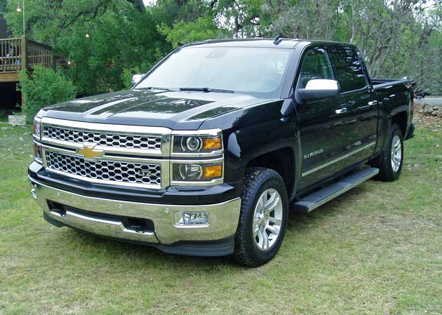 2014 chevrolet silverado 1500 crew cab test drive our auto expert. Black Bedroom Furniture Sets. Home Design Ideas