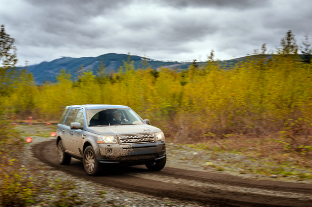 Land Rover LR2 Off-road