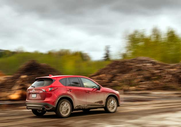 Mazda CX-5 Off-road