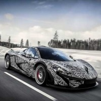 Tested: New McLaren P1