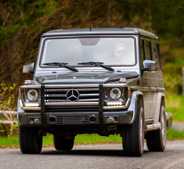 Mercedes-G550-on-road