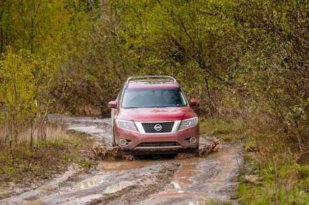 Nissan-Pathfinder-SL-FWD-Of
