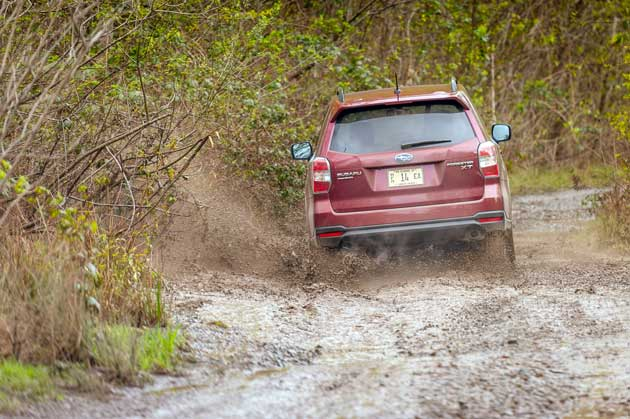 Subaru-Forester-off-road