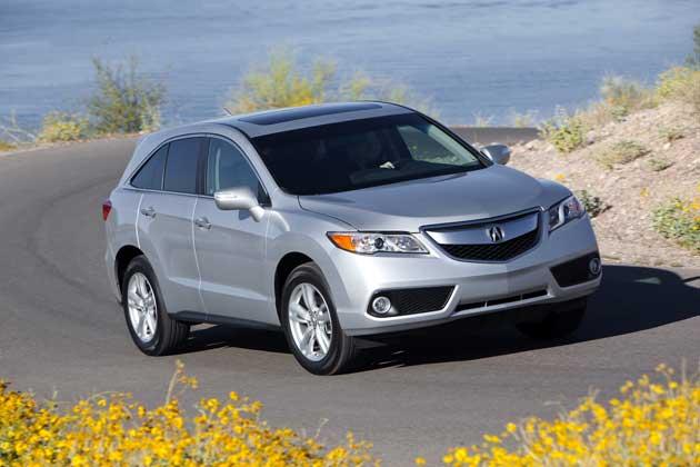 2013-Acura-RDX-front-quarte