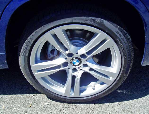 2013-BMW X1 xDrive28i-Whl