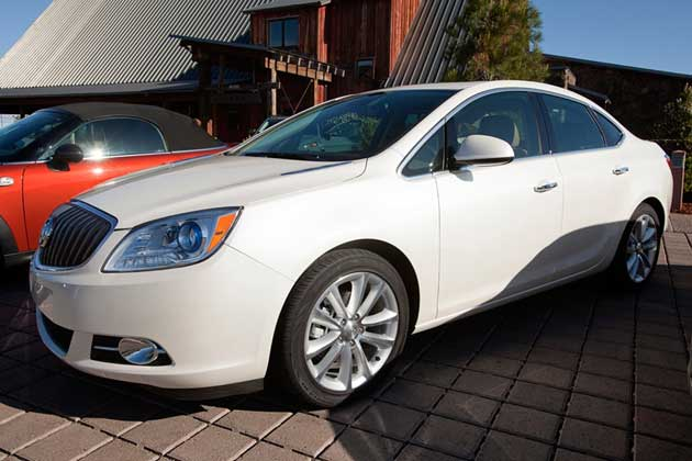 Heels & Wheels 2013 Buick Verano