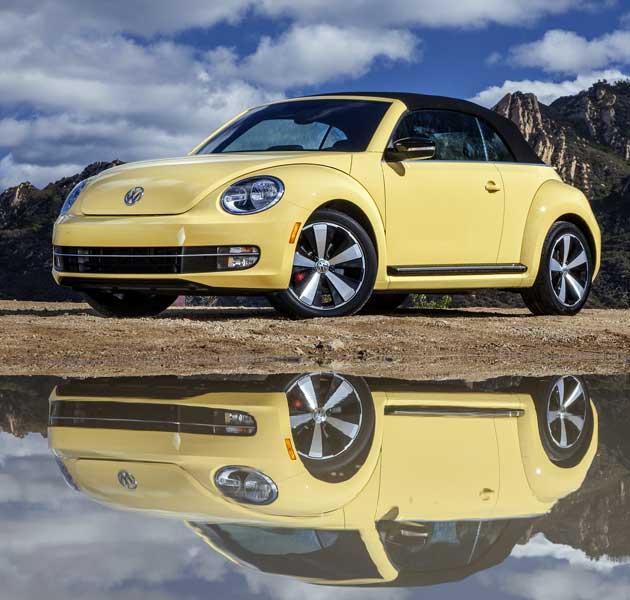 2013 Volkswagen Beetle Convertible TDInbsp