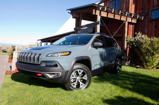 2014 Heels & Wheels Jeep Cherokee