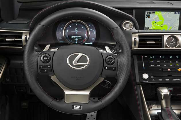 2014-Lexus-IS-dash