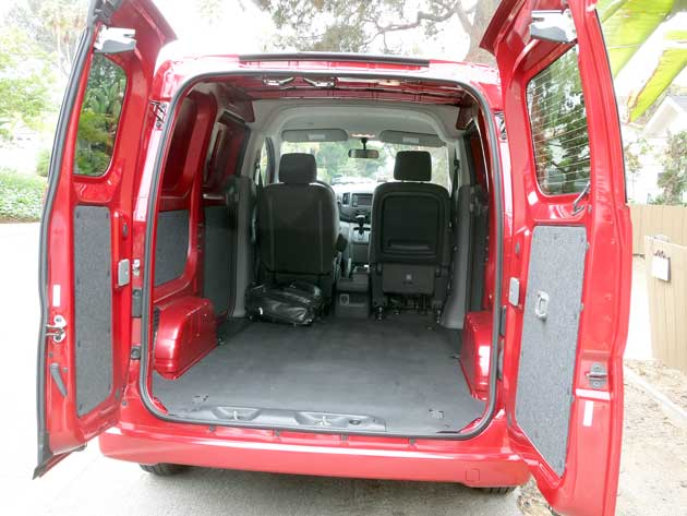2013 Nissan Nv200 Compact Cargo Van Our Auto Expert