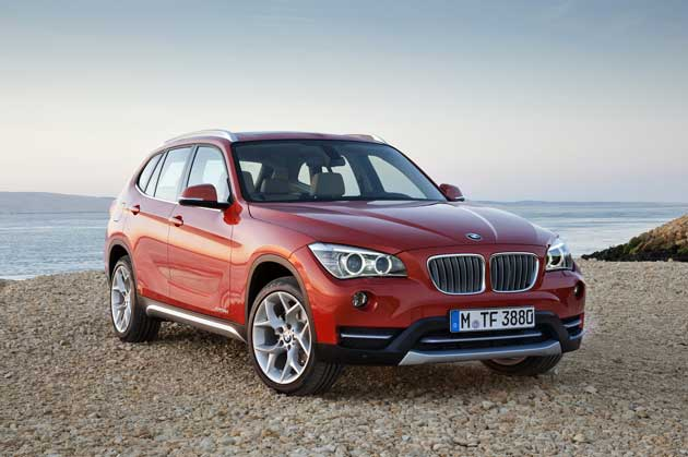 2013-BMW-X1-front