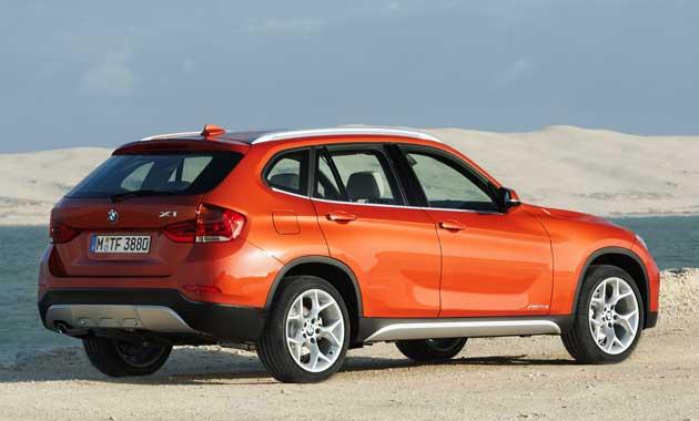 2013-BMW-X1-rear