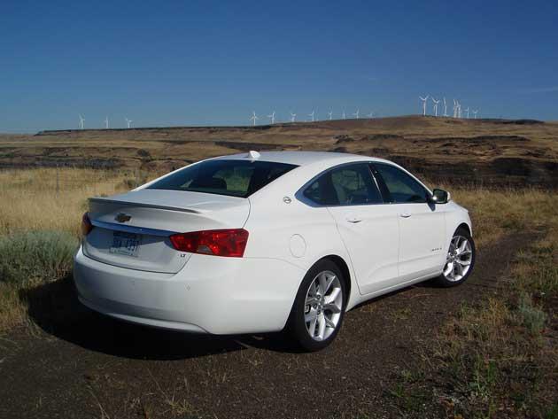 2014 Chevrolet Impala Road Trip Our Auto Expert