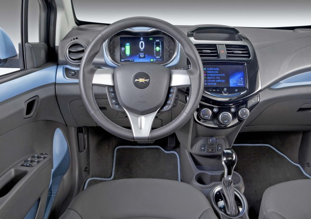 2014 Chevrolet Spark EV ? ?high tech electric city car priced