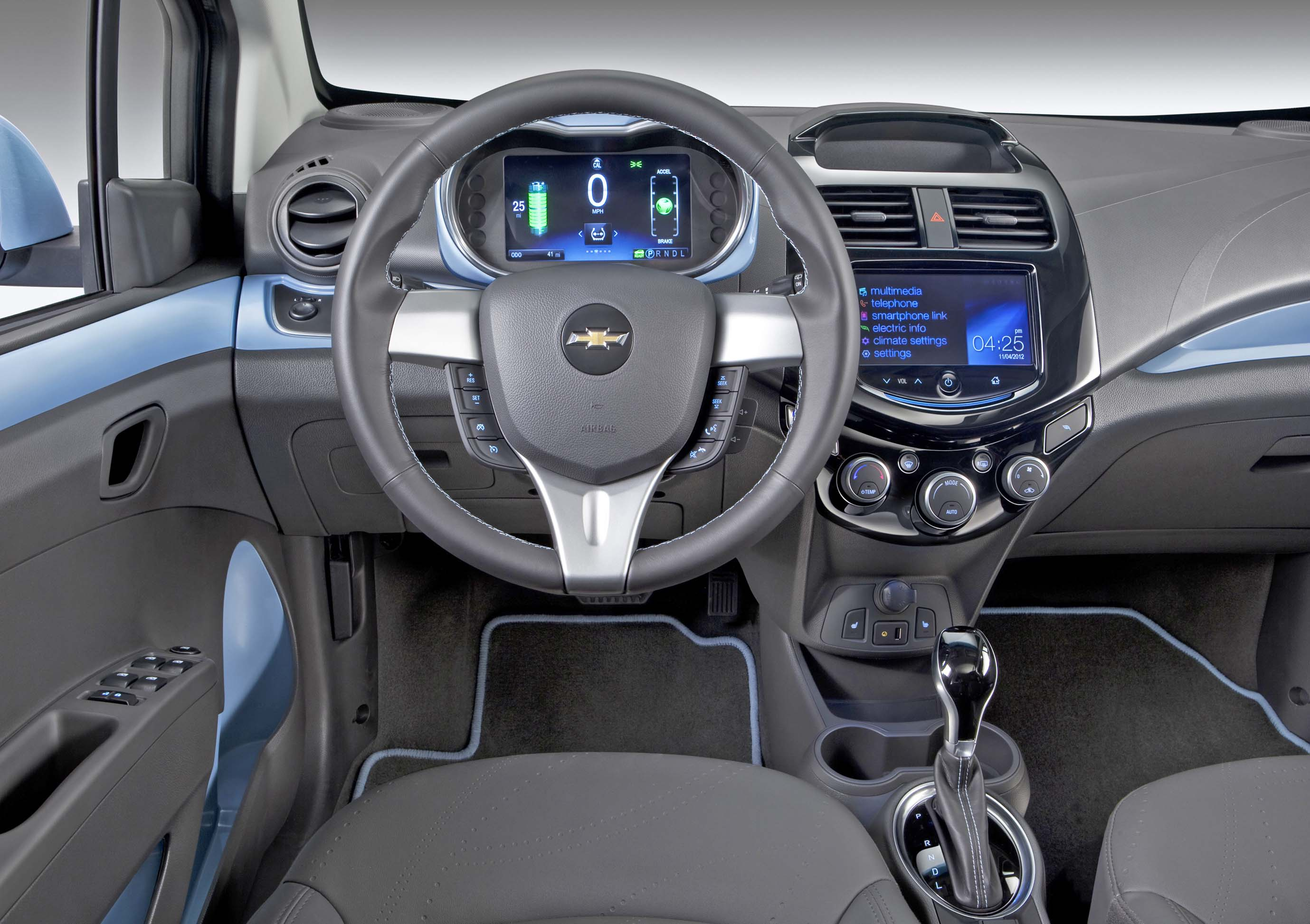 2014 chevrolet spark ev test drive our auto expert. Black Bedroom Furniture Sets. Home Design Ideas