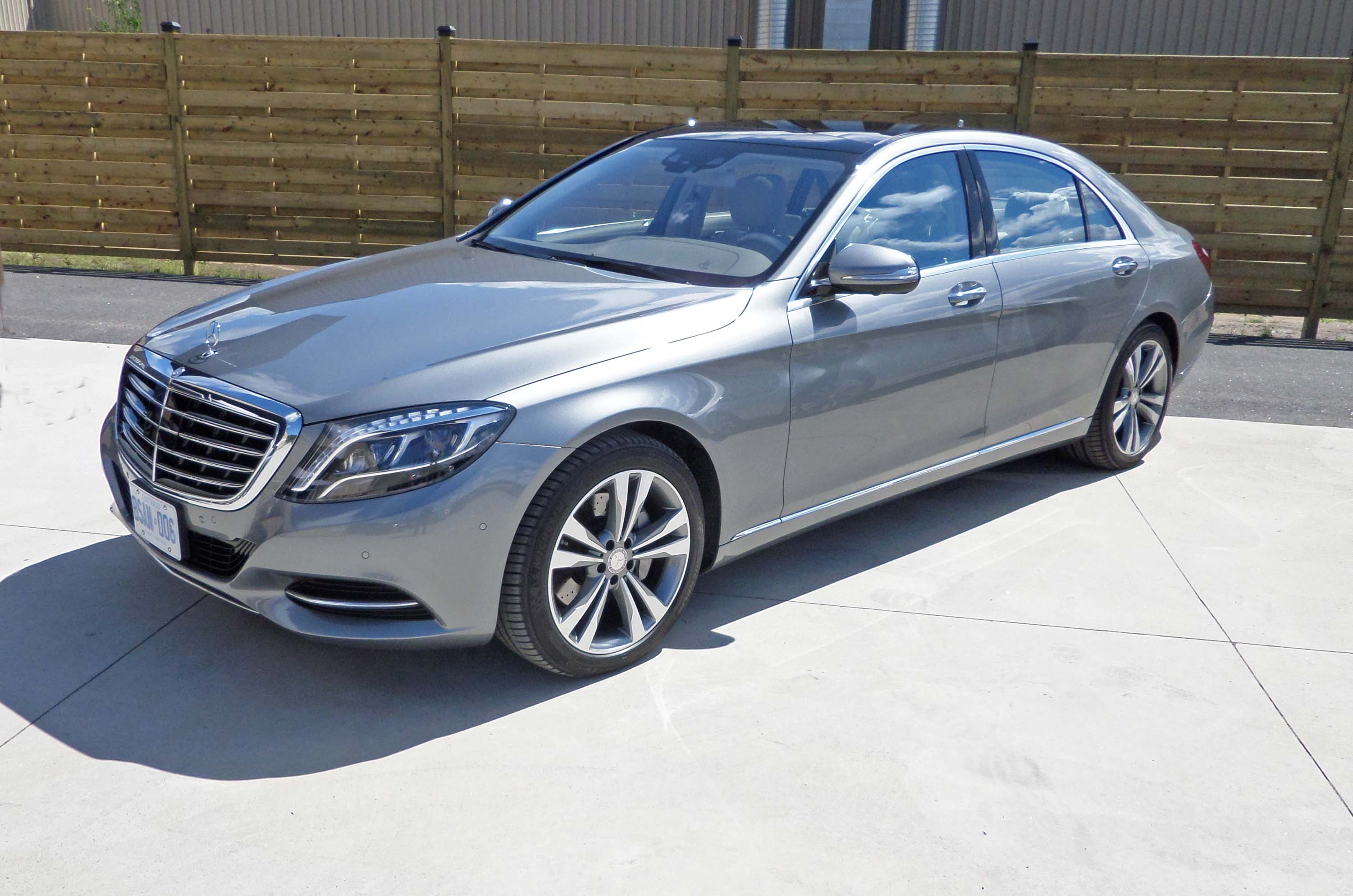 2014 mercedes benz s class test drive our auto expert. Black Bedroom Furniture Sets. Home Design Ideas