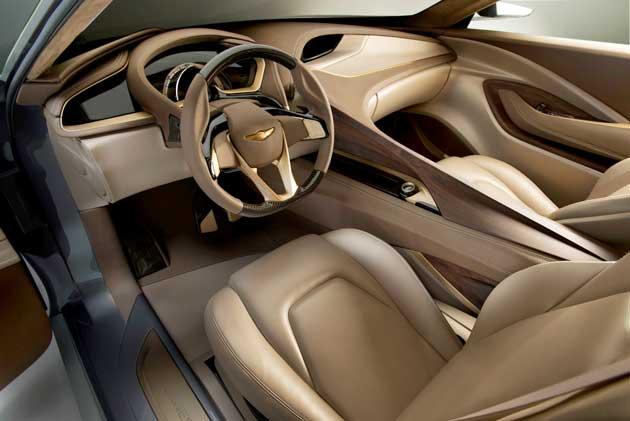 2555A Concept HCD14 dash