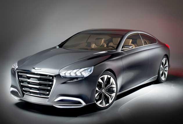 Hyundai HCD-14 Concept Takes Top Prize