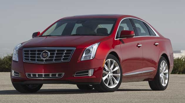 2013 Cadillac XTS Test Drive