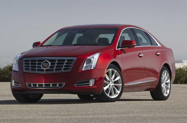 2013-Cadillac-XTS-LFront