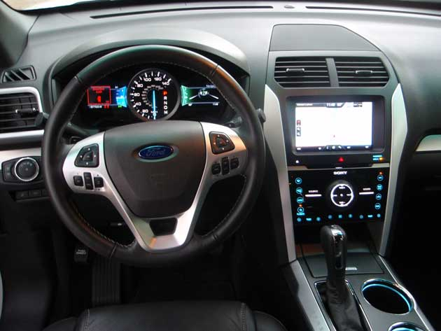 2013 Ford Explorer Sport Test Drive Our Auto Expert