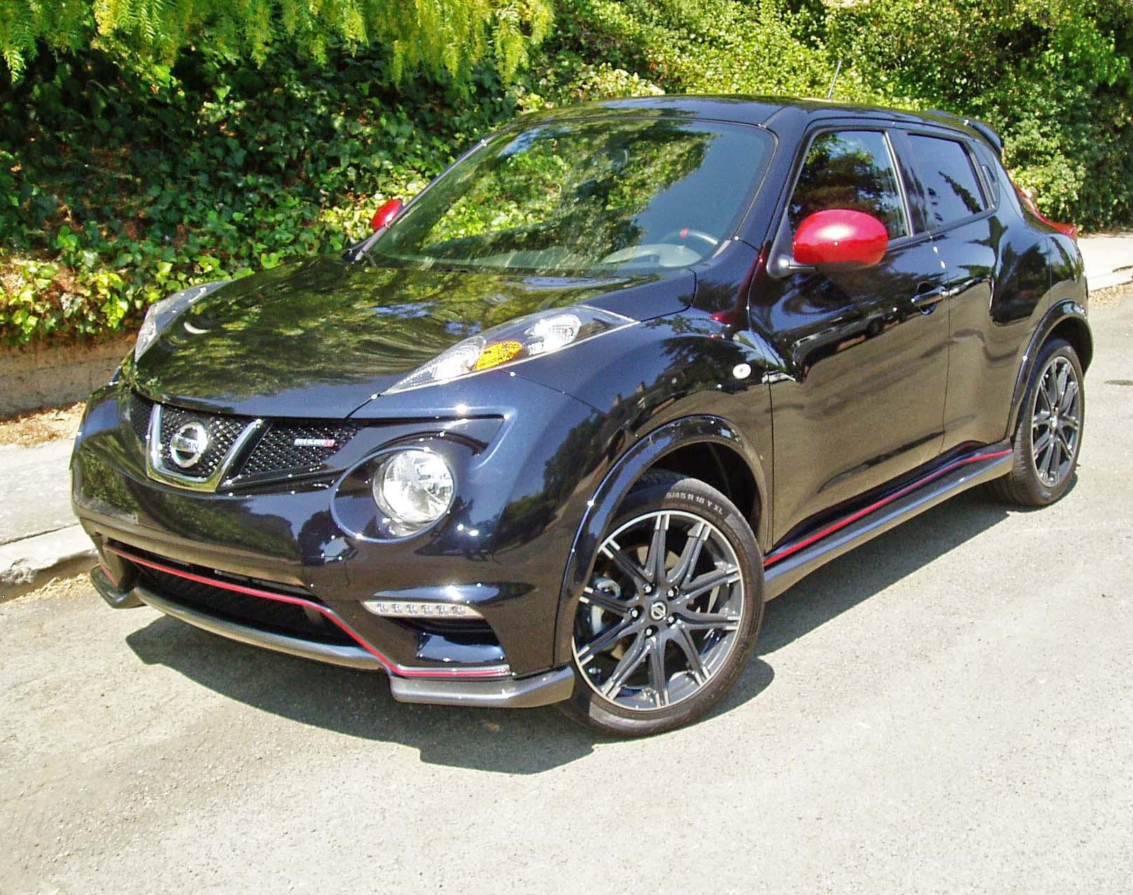 2013 Nissan Juke NISMO Test Drivenbsp