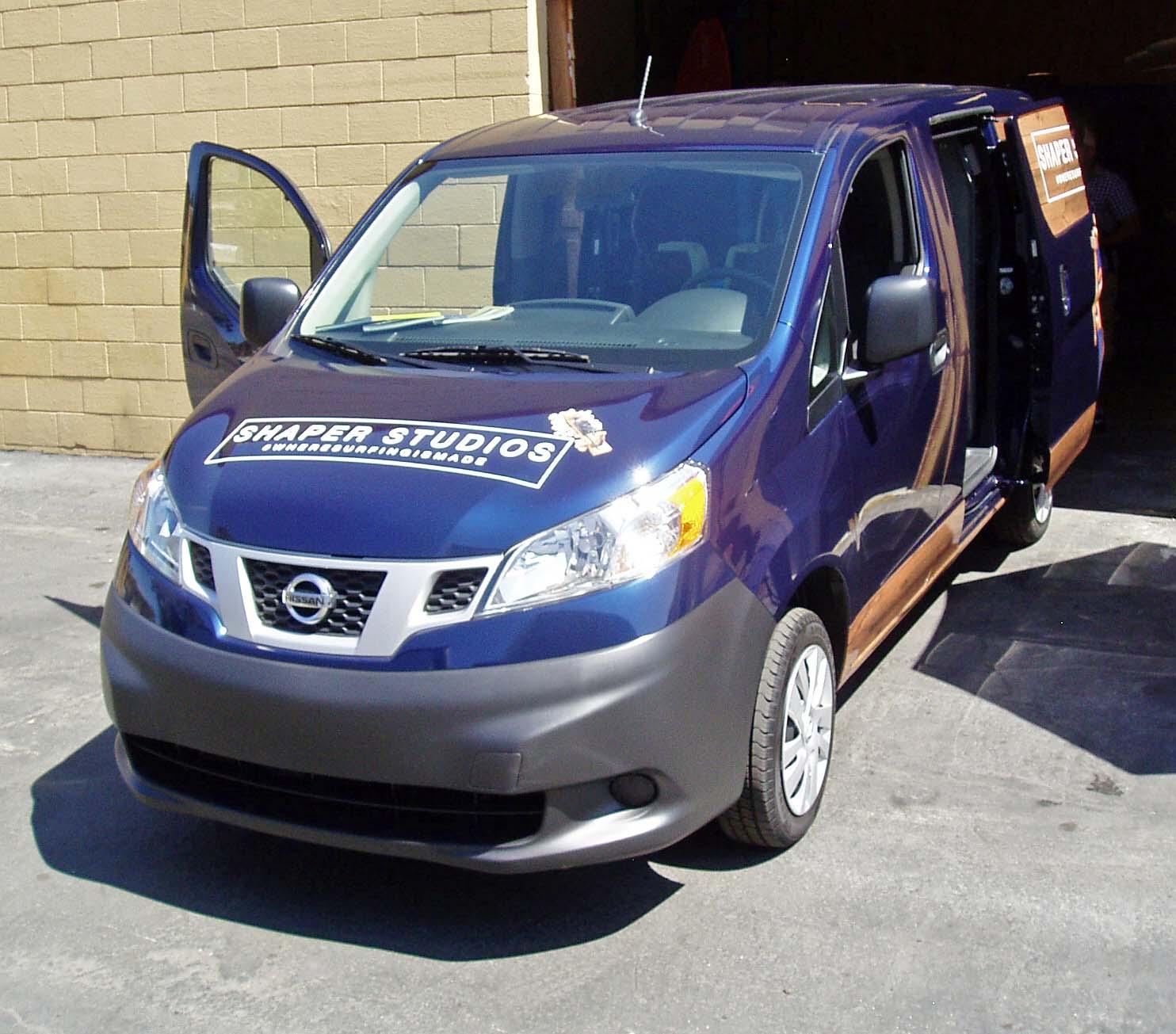 2013 Nissan Nv200 Compact Cargo Van Test Drive