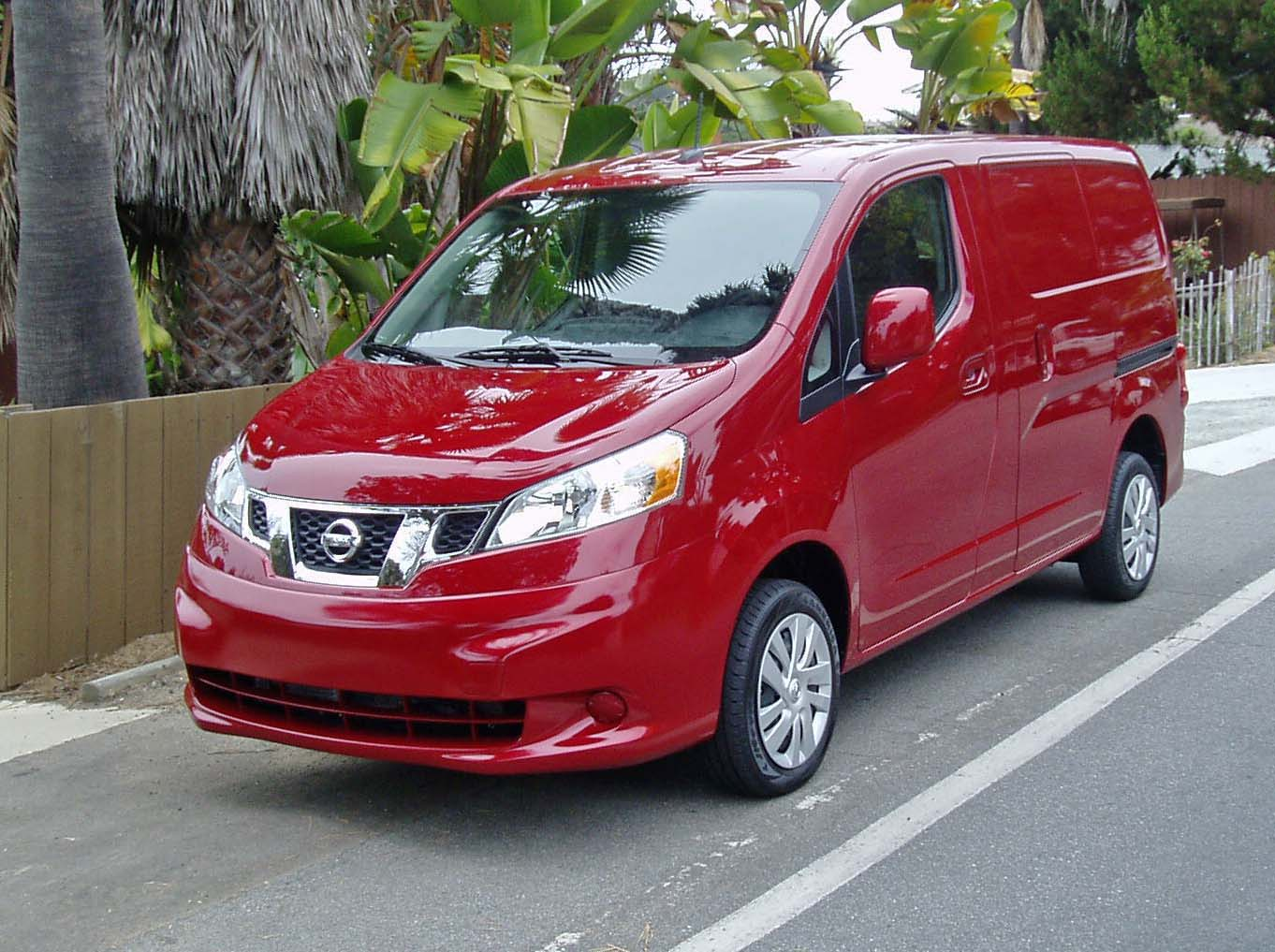 2013 Nissan NV200 Compact Cargo Van Test Drivenbsp