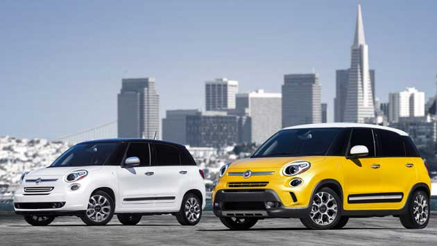 2014-Fiat-500L-two-front