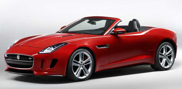 2014-Jaguar-F-Type-front