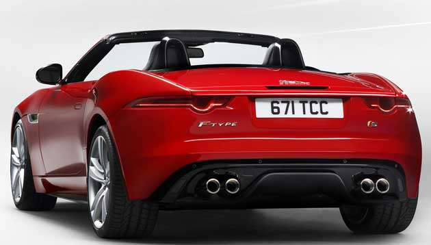 2014-Jaguar-F-Type-rear